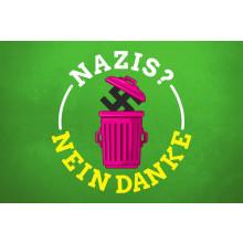 Tragefahne Nazis? Nein Danke!