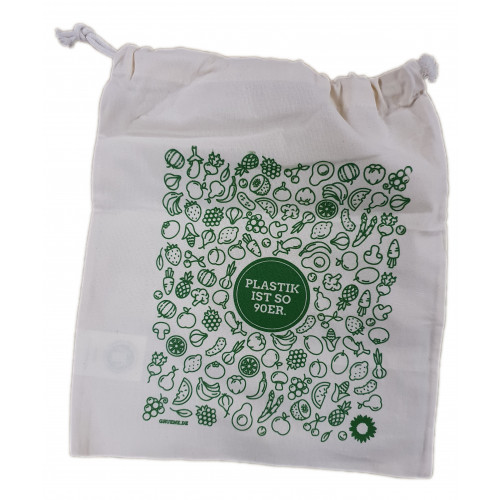 Gemüsebeutel Plastic is so 90er