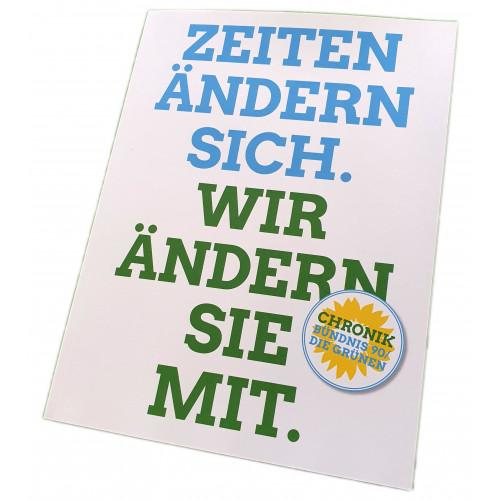 Grüne Jubiläums Chronik